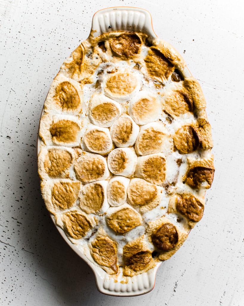 Marshmallow Pumpkin Dip