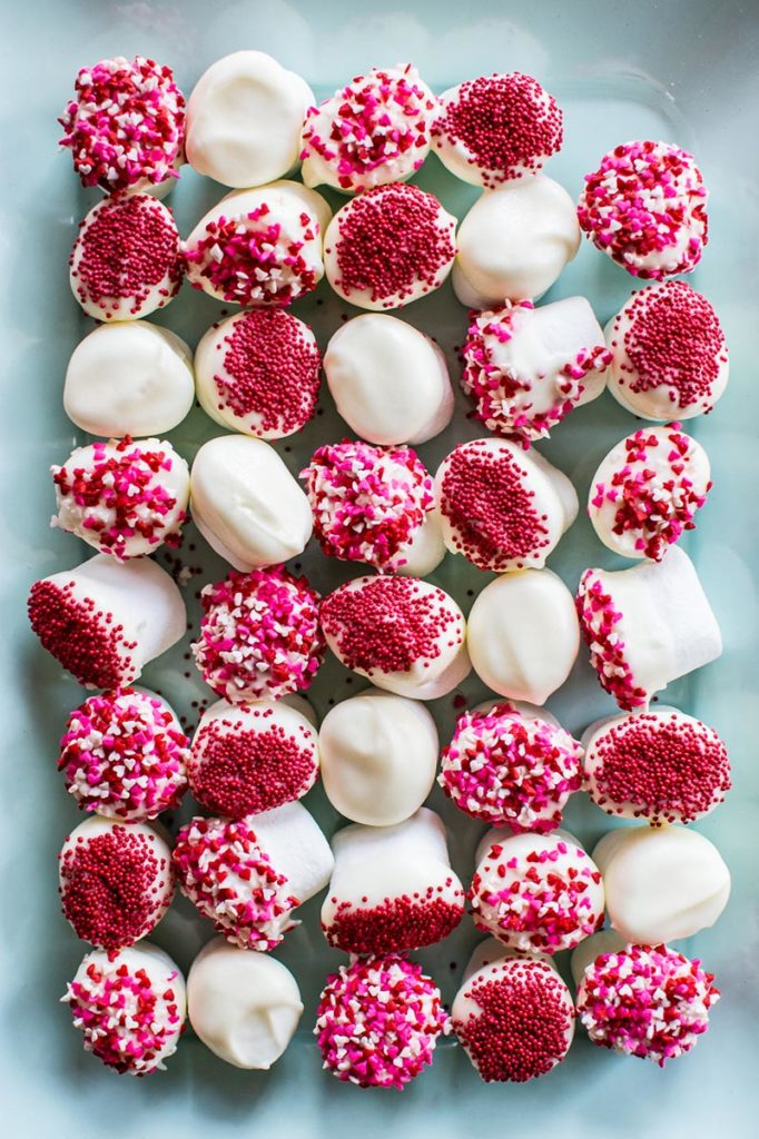 Candied Marshmallows