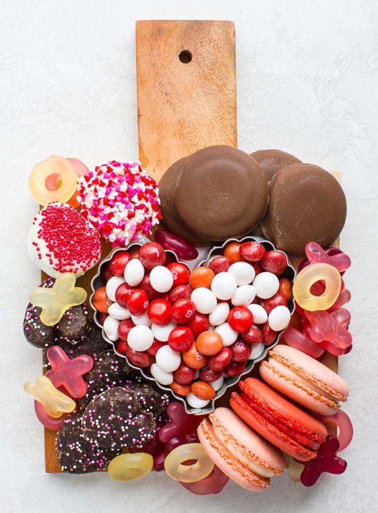 Dessert Board for 2