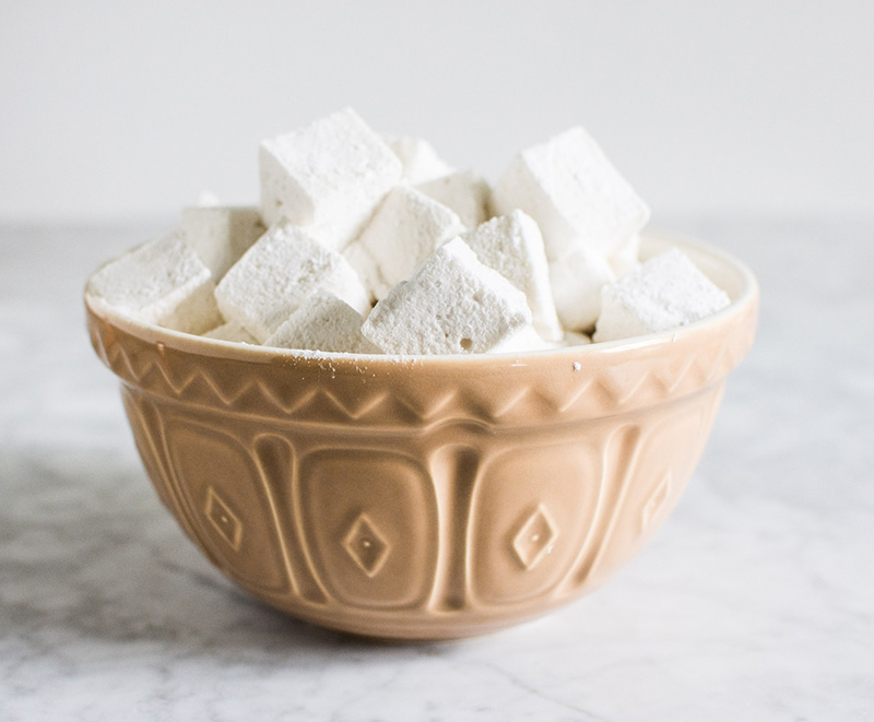 Vanilla Marshmallows
