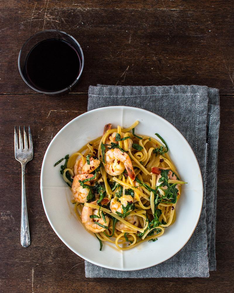 Instant Pot Shrimp Fra Diavolo