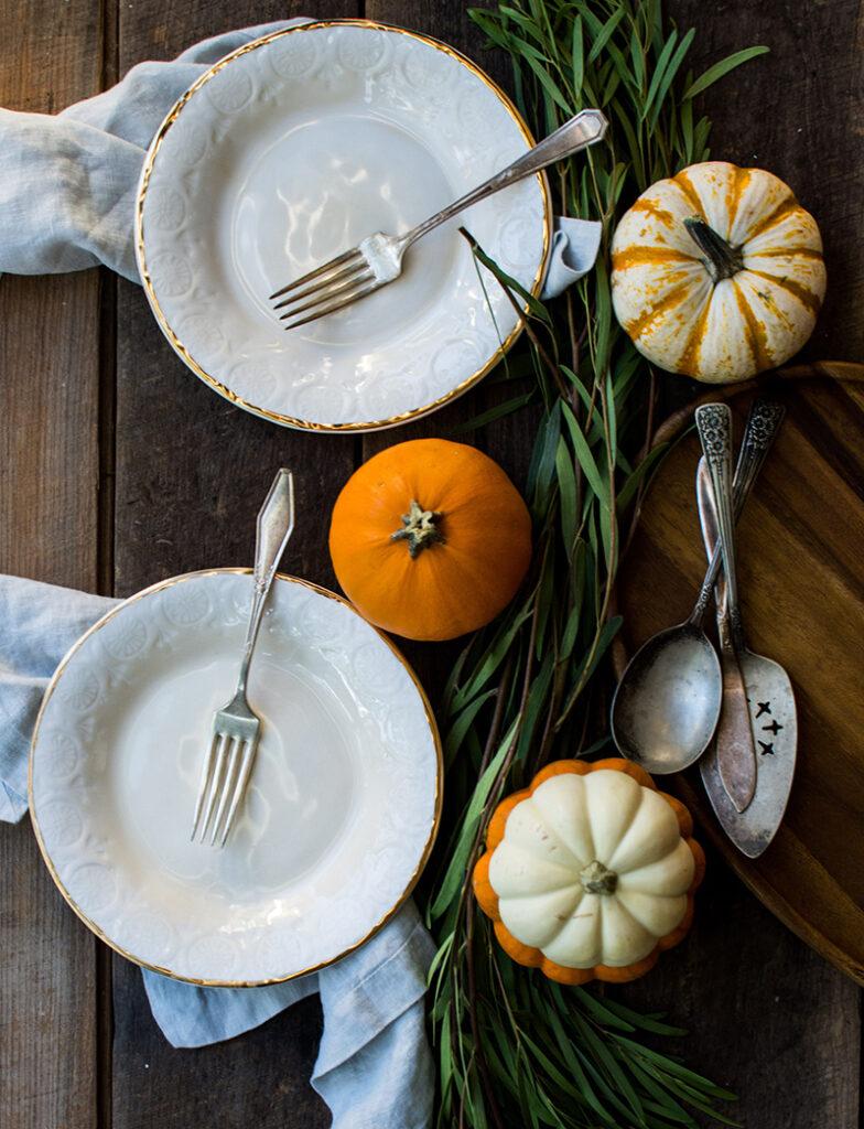 A Pleasant Little Menu | Thanksgiving