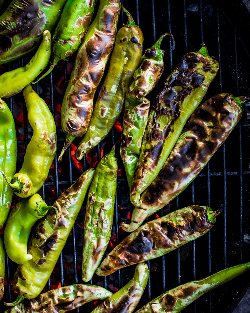 Hatch Green Chile Feed
