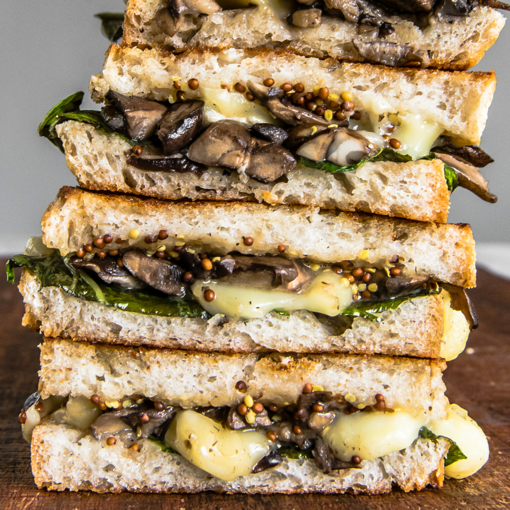 Grilled Brie and Mushrooms 5 (1 of 1)