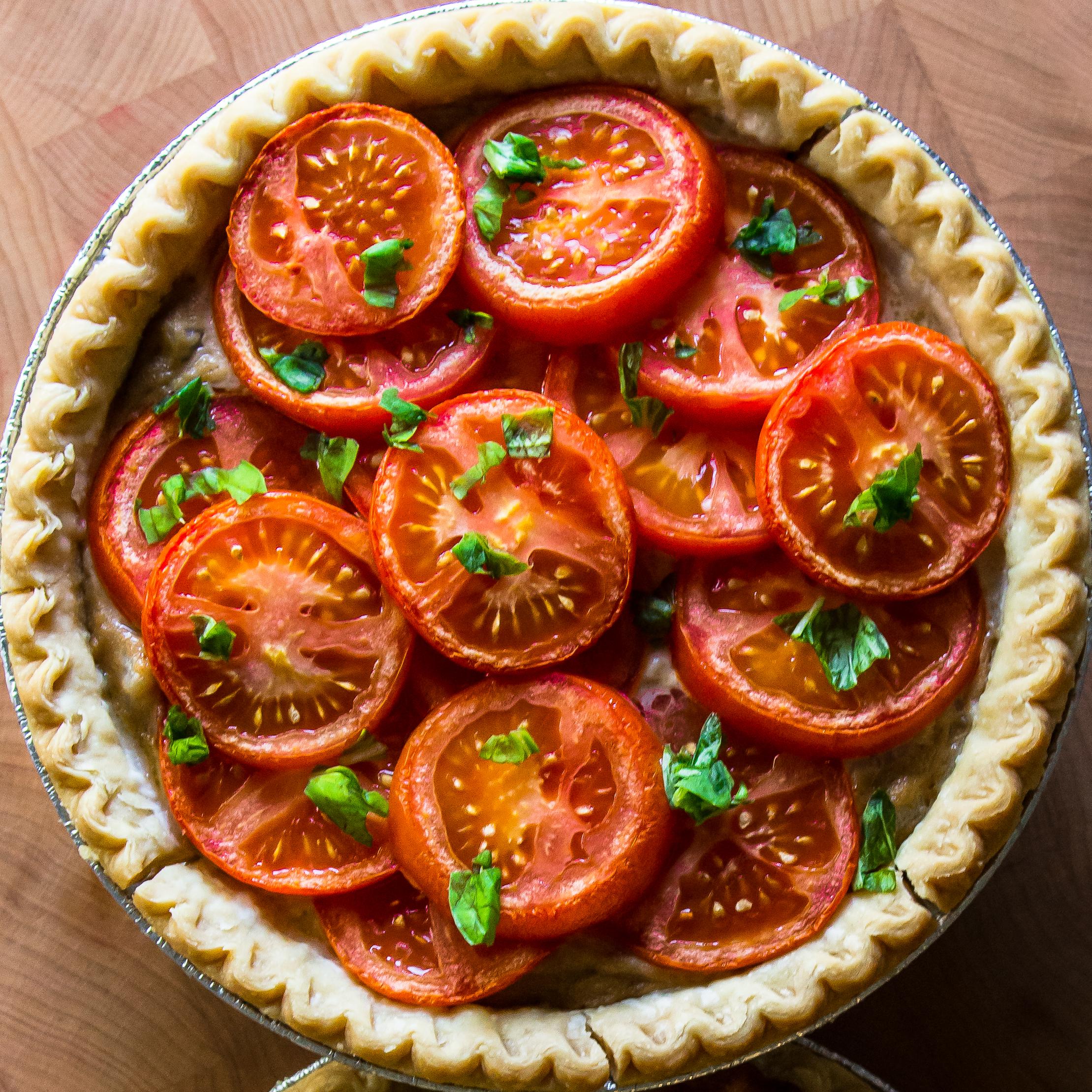 Tomato Pie 1×1 (1 of 1)